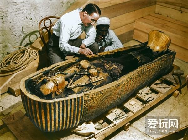 15相比于在现代社会的名气,图坦卡蒙并不是一位很厉害的法老