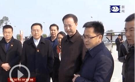 """省委组织部调研江陵县基层党建""""整县推进""""工作"""
