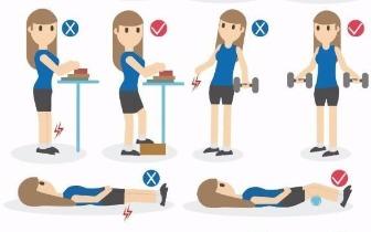 筋骨堂:这十个常做的动作会让你腰痛 甚至腰间盘突出