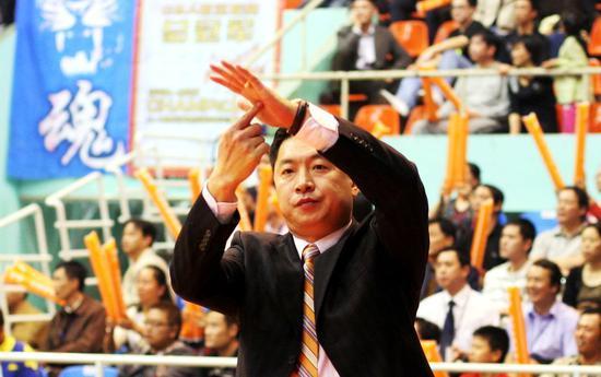 ▲李春江在离开广东之后,正迎来他的第二春。