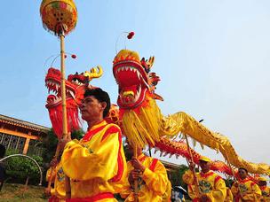 白玉蟾祖师圣诞暨军坡文化节在定安举行
