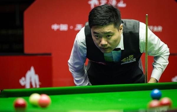 斯诺克世界公开赛丁俊晖10-3夺个人第13冠