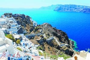 希腊,徜徉神话里 感受迎面而来的南欧风情