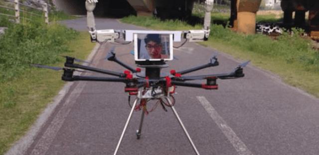 无人机与机器人合体将擦出什么样的火花?