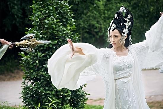 甘婷婷《轩辕剑之汉之云》剧照