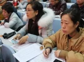 陕州区举行教学名师培养对象理论素养展示活动