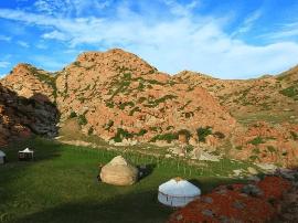 探访神秘红石峪 领略大自然的鬼斧神工