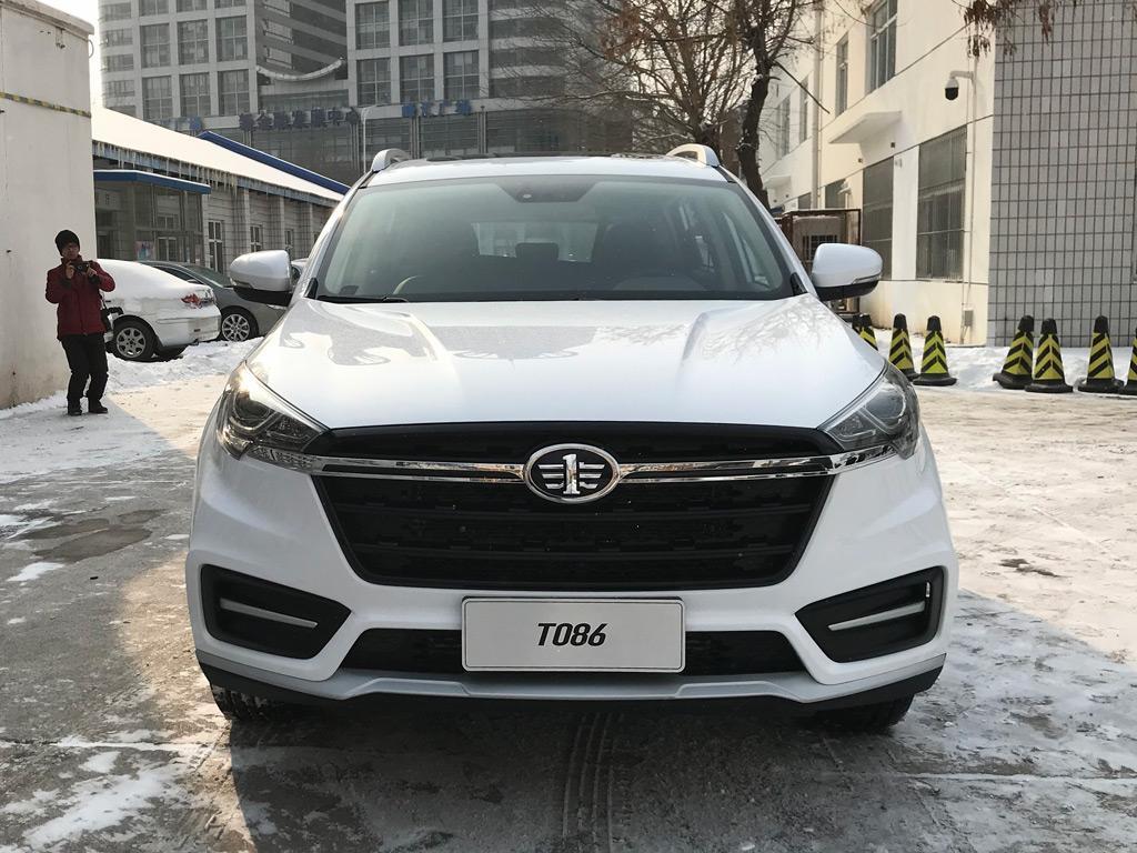 三季度上市/紧凑级SUV 骏派T086正式发布
