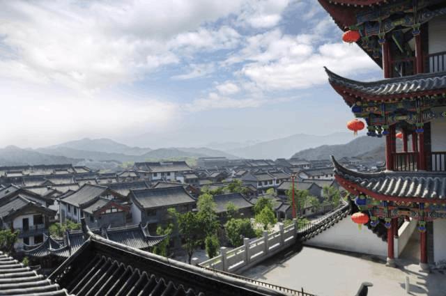 重庆长寿 和丽江一样惬意的地方