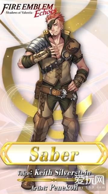 《火焰纹章:英雄》新增6位角色:分属两大阵营