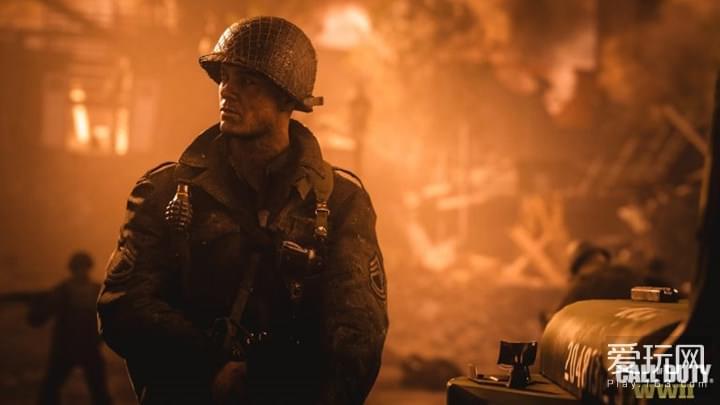 《使命召唤:二战》确认当前没有Switch计划