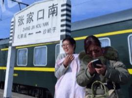 京张高铁张家口南站动工:2年后通车将成3条高铁交汇地