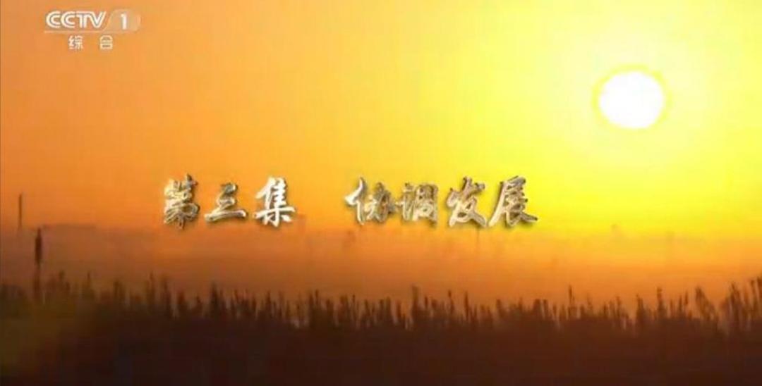 四分钟速览《辉煌中国》第三集《协调发展》