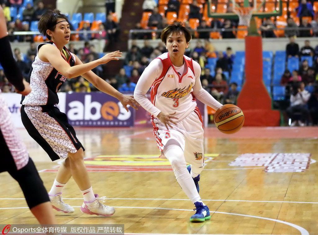 WCBA半决赛第一场 山西女篮将客场挑战广东女篮