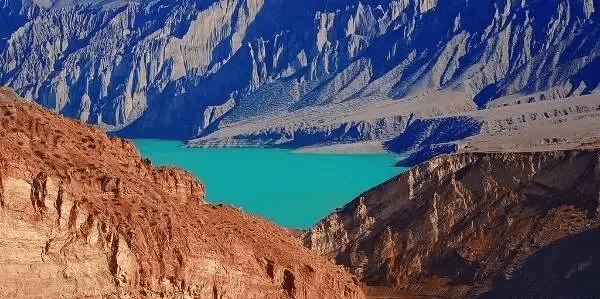 走进别样努尓加大峡谷