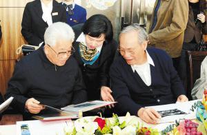 资料:吴南生重游深圳讲述创办特区峥嵘岁月