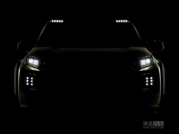 月底于洛杉矶亮相 丰田FT-AC概念车发布