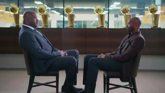 歐尼爾:因有Kobe我才會偷懶 Kobe:當年就恨你這點!-Haters-黑特籃球NBA新聞影片圖片分享社區