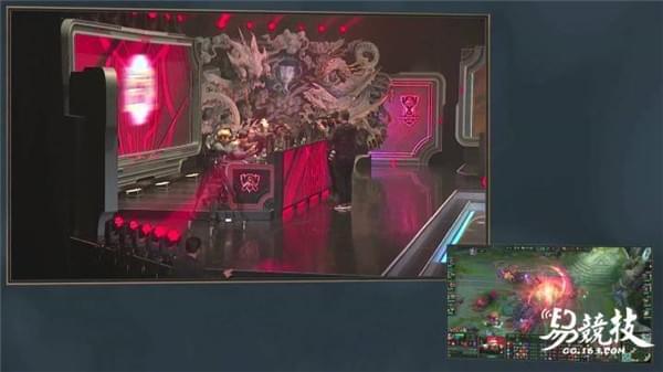 2017LOL全球总决赛RNG前中期被压制 不敌G2