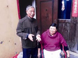 """杨培淑:26年累计捐款30万 获评""""全省扶贫济困奖"""""""