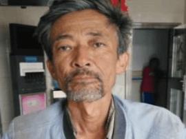 大同救助54岁有精神病史王强 急寻亲属