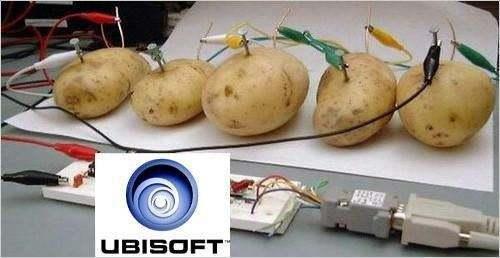 """育碧联手谷歌改善服务器 """"土豆""""或将成为过去式"""