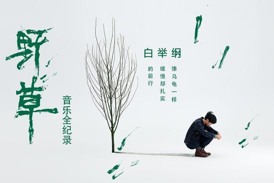白举纲《野草》音乐纪录片.