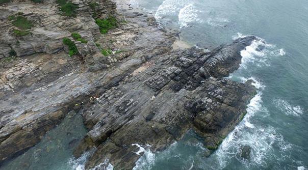 """""""听海""""惠州黑排角!这里将建成地质公园"""
