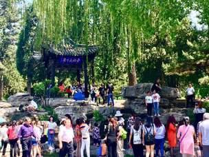 2017中国旅游日游太原晋祠景区