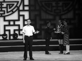 反腐倡廉情景音乐剧《大道无垠》艺术节上演