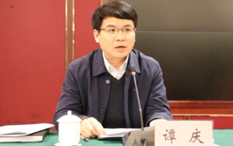 江津区长谭庆:把建议提案办理工作抓紧抓实