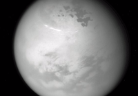 NASA将派遣潜艇探索土卫六泰坦的液态甲烷海洋