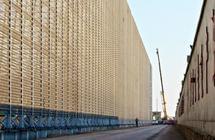 河北将建成世界最大的防尘网工程