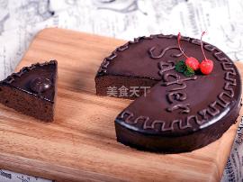 德普烤箱食谱——沙加蛋糕