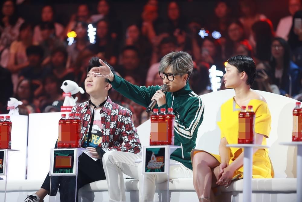 《明日之子》廖俊涛获盛世独秀赛道升级战首个666