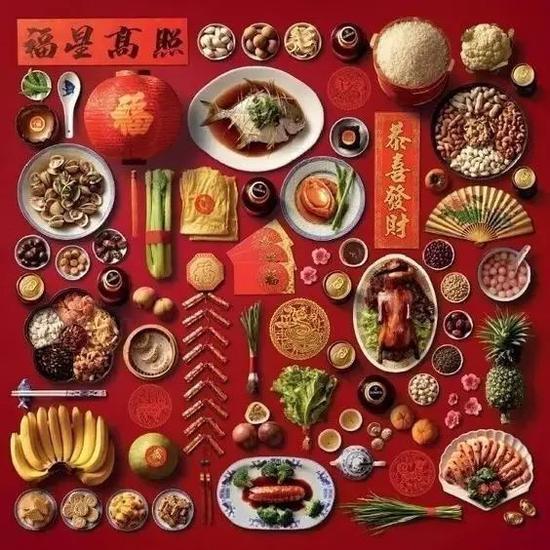 饮食文化:中国古代人春节吃什么?