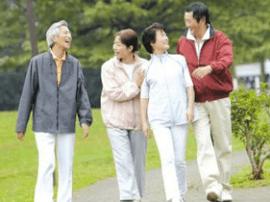 饭后散步也有大学问 教你5招轻松走出长寿