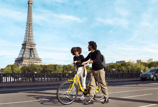 ofo宣布进入法国巴黎 已完成全球20国目标