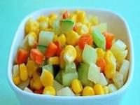 玉米素什锦菜