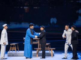 《高君宇与石评梅》在太原青年宫精彩上演