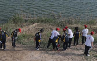 志愿服务|衡水二中为第49个世界地球日开展学生志愿活动