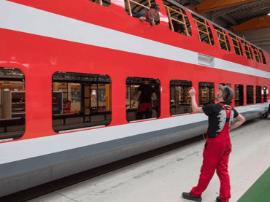 西门子与庞巴迪洽谈合并列车业务 抵御中国对手