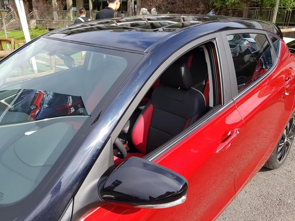 换装涡轮增压引擎 长安逸动XT RS车型首发