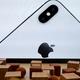 两大芯片商警告手机需求疲软,苹果股价5天