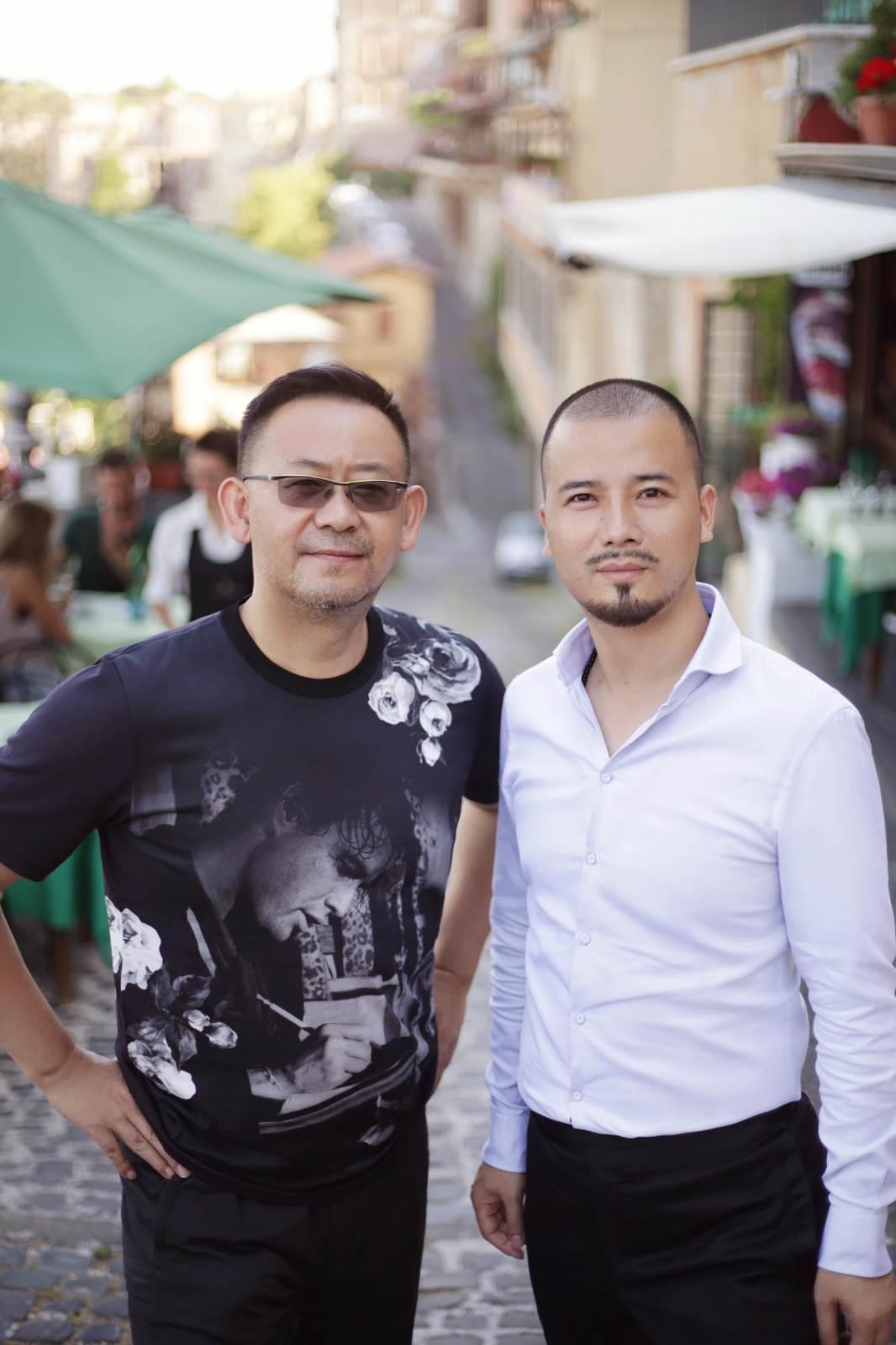 姜武与诚利千代联手 玩转泛娱乐产业