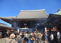 【前途,在路上】初见浅草,感受日本东京寺庙文化