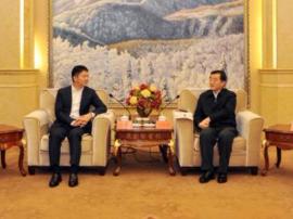 """刘强东两天密集访问东北三省  """"互联网+""""布局助力国家东北振兴"""