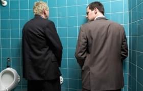尿不成直线是前列腺有问题?