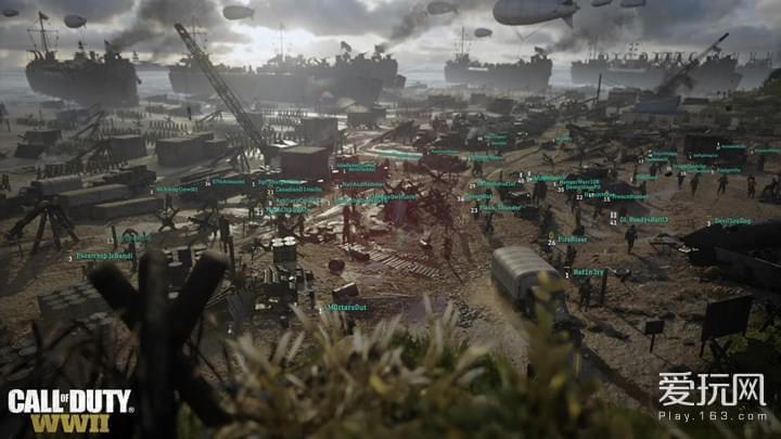 《使命召唤:二战》爆料:看人开箱拿奖励!