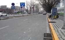 """北京通州万达被划了两条""""黄线"""""""